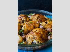 Simple Roasted Chicken Pieces   Give Recipe