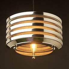Art Deco Lighting Art Deco Aluminium Disc Light Pendant