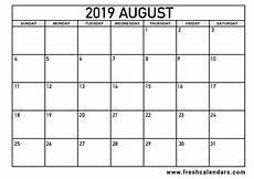 helligdage i august 2019 august 2019 calendar printable