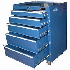 excel 26 in 5 drawer blue roller tool cabinet walmart