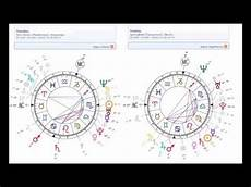 Twin Flame Astrology Chart Free Twin Flames Updated Natal Chart Angel Card Answers Youtube