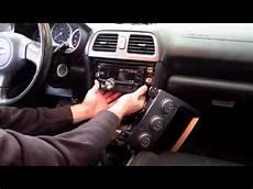 Service Manual 2012 Subaru Legacy Radio Removal 2012