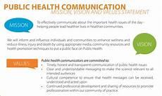 Health Communication Public Health Communication Mission Statement National