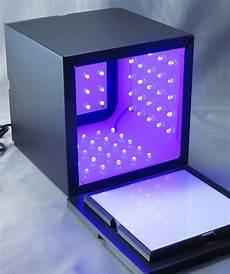 Uv Light Box For Cyanotypes Yol 2015 D1 Uv Cure Cube Lumenique Inside Solid