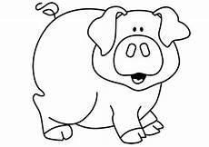 Schwein Malvorlagen Bilder Ausmalbild Schwein 17 Ausmalbilder Tiere