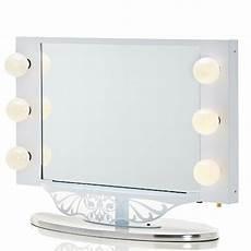 Vanity Girl Hollywood Starlet Lighted Tabletop Vanity Mirror Vanity Girl Hollywood Starlet Lighted Mirror Light Up