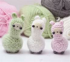 tiny crochet animals by mohustore demilked