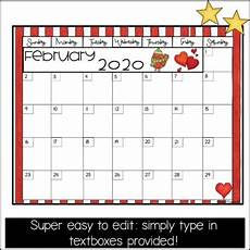 Calendar Print Out 2020 2019 2020 Calendar Printable By Elizabeth Tpt