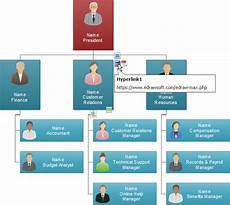 Professional Services Org Chart Interactive Organizational Chart Organizational Chart
