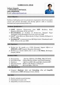 Top 10 Resumes Best Resume Curriculum Vitae Best Resume Examples