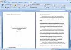 How To Write In Apa Style Examples Apa Writing Style