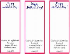 toddler happy mothers day card microsoft template secret santa gift exchange ideas 10 and in