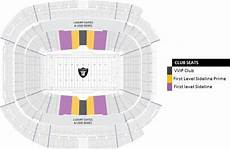 Las Vegas Raiders Stadium Seating Chart Exclusive New Raiders Stadium Potential Seating And