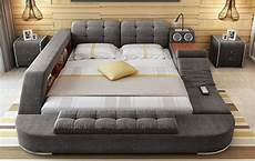 you ll never want to leave this all in one bed of
