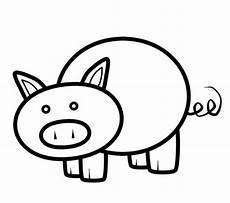 Pig Stencil Printable Nscad Computer Illustration Just Another Wordpress Com