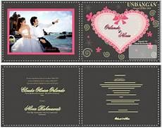 5 desain undangan pernikahan terbaru desaingrafisindo