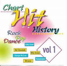 Album Chart History Chart Hit History Vol 1 Cd Compilation Discogs
