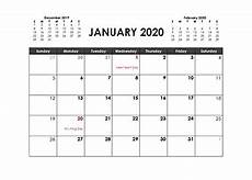 2020 calendar doc printable 2020 word calendar templates calendarlabs