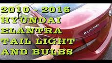 Hyundai Elantra Light Removal How To Change Replace Lights And Bulbs Hyundai