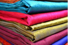 fabric crafts silk silk fabric dupion handloom 44 quot wide by half metre