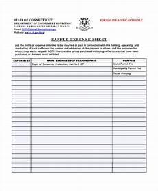Sheets Of Raffle Tickets 8 Raffle Sheet Templates Free Sample Example Format
