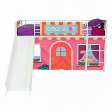 dhp bakeshop curtain set for junior loft bed reviews