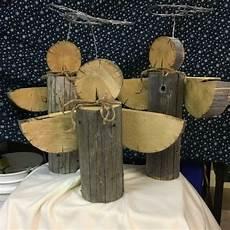 weihnachtsgeschenke holz engel basteln 80 ideen f 252 r kreativen christbaumschmuck