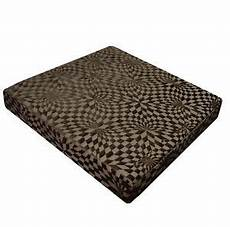Brown Cushions For Sofa 3d Image by Wg06t Gray Brown Geometric Check 3d Box Shape Sofa Seat