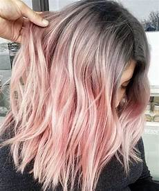 Black To Light Pink Ombre Hair The 25 Best Dark Roots Ideas On Pinterest Dark Roots