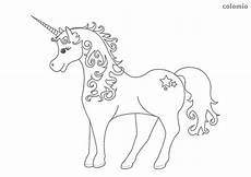 Unicorn Malvorlagen Kostenlos Kaufen Unicorns Coloring Pages 187 Free Printable 187 Unicorn