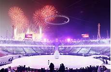 Embarcadero Lighting Ceremony 2018 2018 Winter Olympics 22 Incredible Photos From Opening