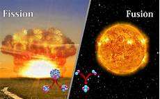 Fusion Fission What S The Difference Between Nuclear Fusion And Nuclear