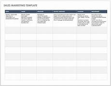 For Sale Templates Free Sales Plan Templates Smartsheet