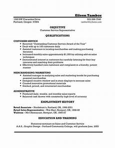 Career Objective Examples For Customer Service Customer Service Resume Objective Templates At