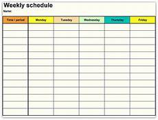 Week Calander Printable Weekly Calendar Template Unique New Google Docs