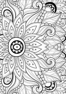 Afrikanische Muster Malvorlagen Zum Ausdrucken Blumen Malen Muster My Flowers