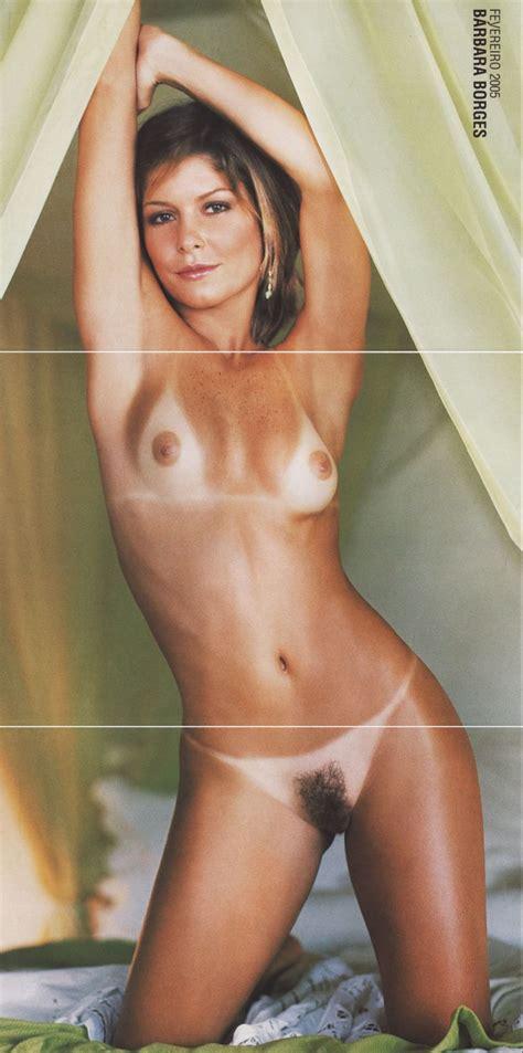 Barbara Hillary Nude