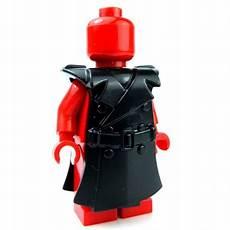 lego coats for minifigures lego minifig custom accessories brick warriors trench coat