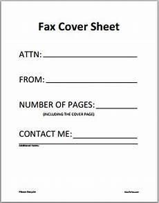 Fax Cover Sheet Attn Free Fax Cover Sheet Printable Calendar Templates