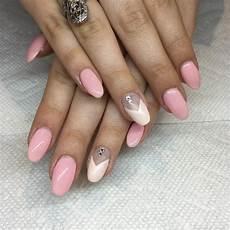 Light Pink And Green Nails 25 Light Pink Nail Art Designs Ideas Design Trends