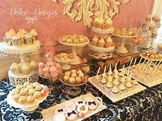 style dessert table