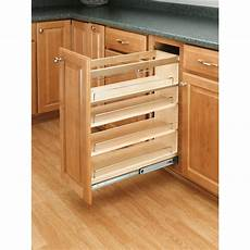 rev a shelf 5 quot base cabinet organizer pull out pantry