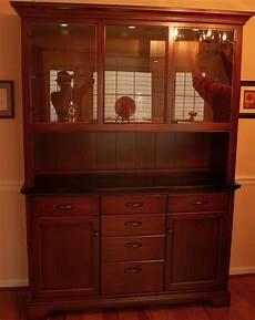 handmade dining room cabinet by sjk woodcraft design