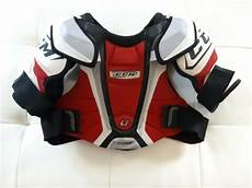 Ccm Shoulder Pads Size Chart Ccm U Nhl Pro Stock Hockey Senior Shoulder Pads Size