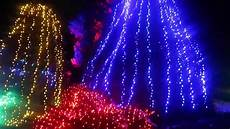 Meadowlark Park Lights Meadowlark S Winter Walk Of Lights 2017 Youtube