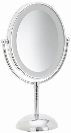 Conair 3x 1x Magnification Mirror With Led Lighting Buy Chrome Plastic White Led Reverse Lighted License Plate
