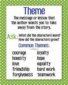 Themes Message Thematic Essay 8th Grade L A