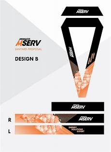 Lanyard Template Lanyard Design For Mit School Of Ar Id Int On Behance