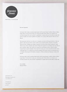 Cover Letter Letter Head How To Make Your Cover Letter Look More Professional In