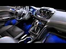 2010 Ford Fusion Ambient Lighting Ambient Lighting Ford How To Video Youtube